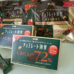 オトナ女子、 チョコレート効果の健康と美容も考える !