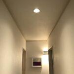 ダウンライト照明器具、新旧・サイズ違いでも簡単に部品プラスで交換OK!